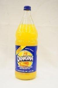 Orangina naranja
