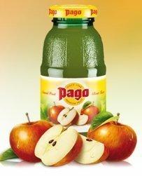 Zumo Pago Manzana Natural