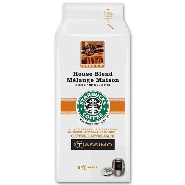 Cafe Starbucks blend tassimo