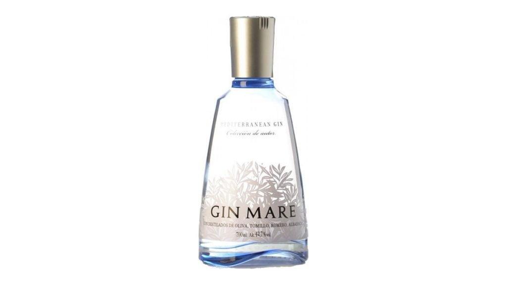ginebra gin mare botella