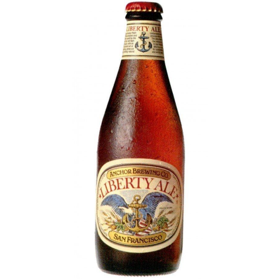 Cerveza Anchor Liberty Ale