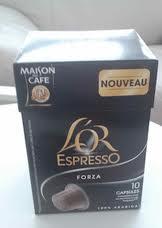Cafe l'or capsulas compatibles nespresso