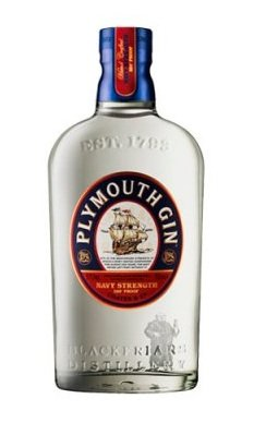 Ginebra Plymouth Navy Strenght