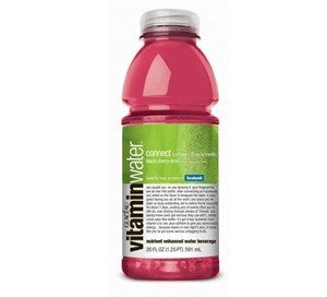 Glaceau Vitamin Water Connect