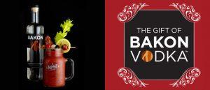 Vodka aromatizado al bacon
