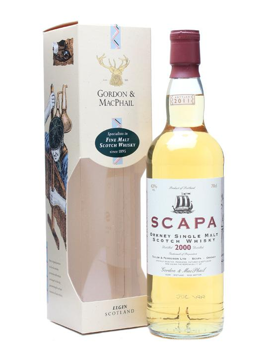 Whisky Scapa 2000