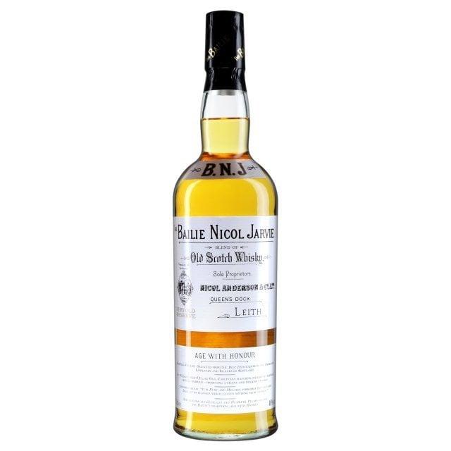 whisky bailie nicol jarvie