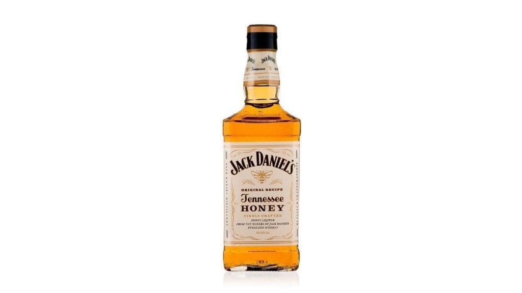 jack Daniels honey licor