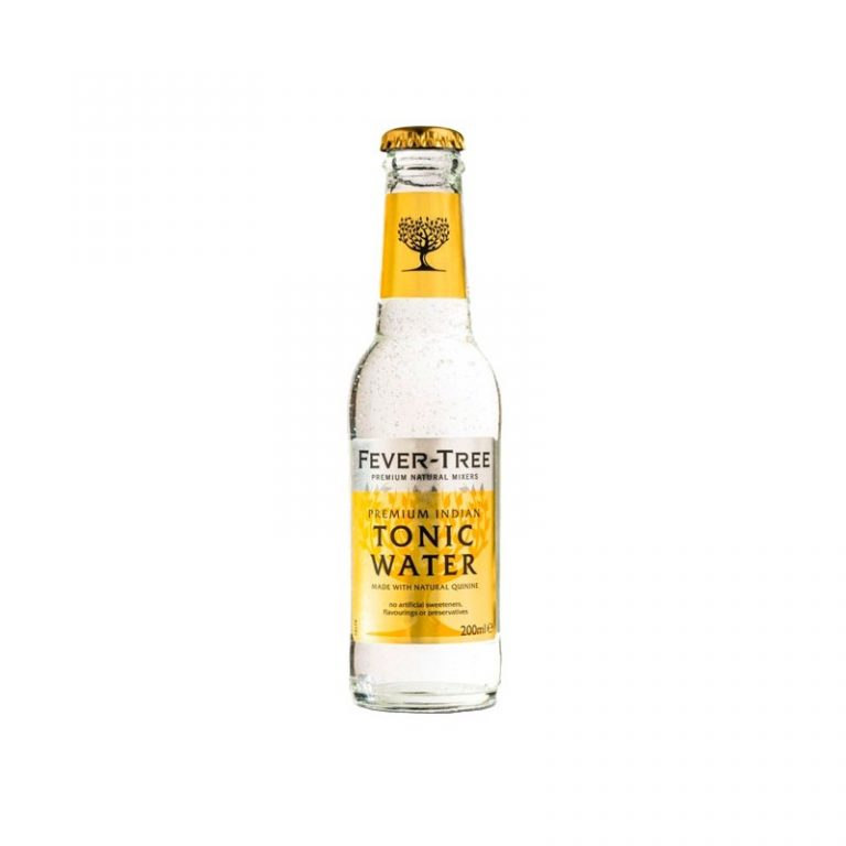 tonica fever tree botella