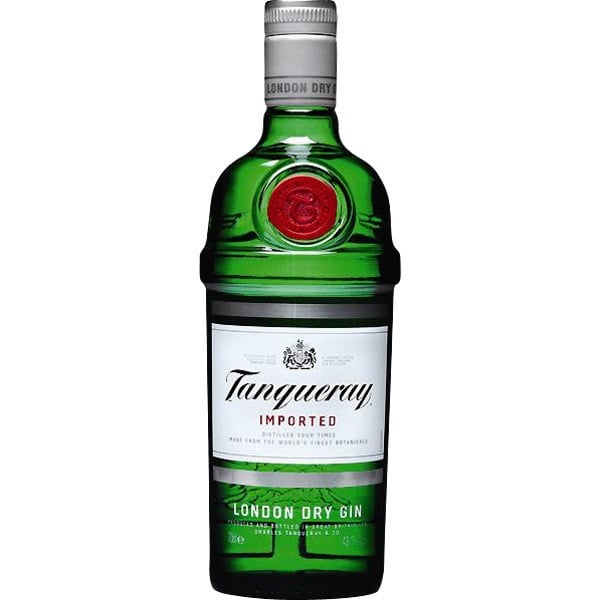 ginebra tanqueray gin botella
