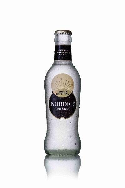 tónica nordic mist original botella