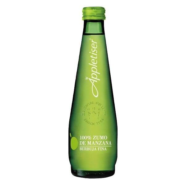 appletiser botella zumo de manzana con gas