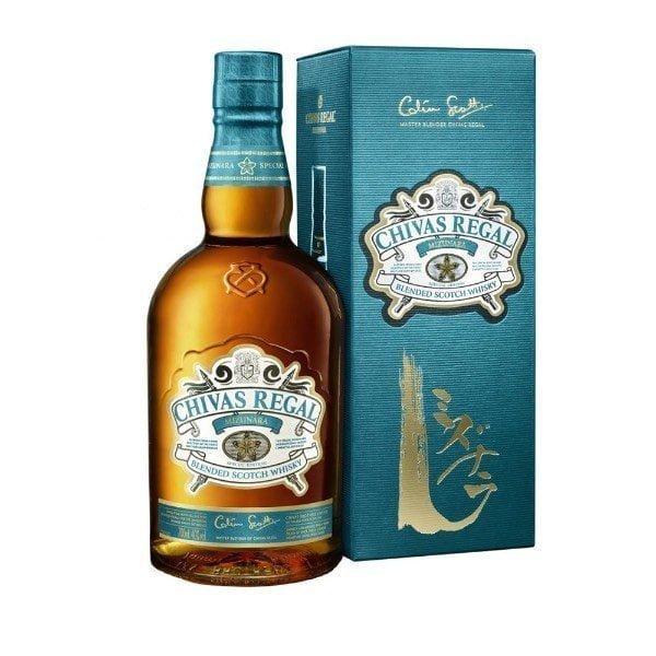 chivas mizunara botella blended scotch
