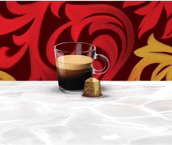 nespresso caffe Venezia edición limitada taza y cápsula