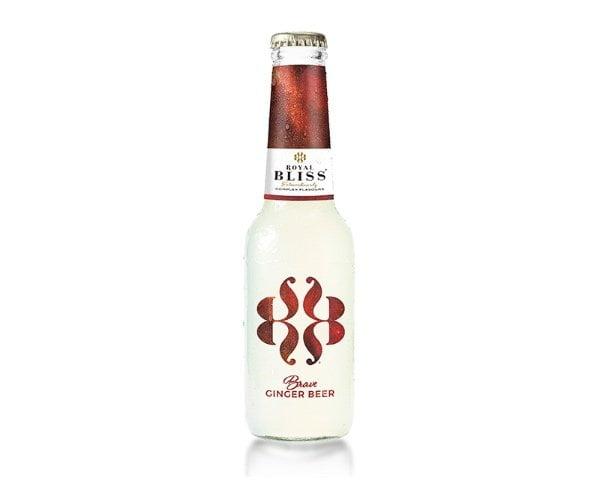 royal bliss ginger beer botella españa