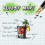 Cómo preparar un auténtico Bloody Mary