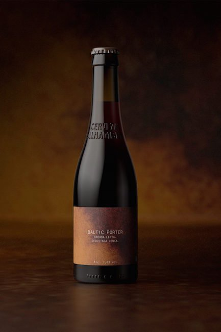 alhambra baltic porter cerveza negra lager