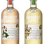Absolut Juice Strawberry Apple