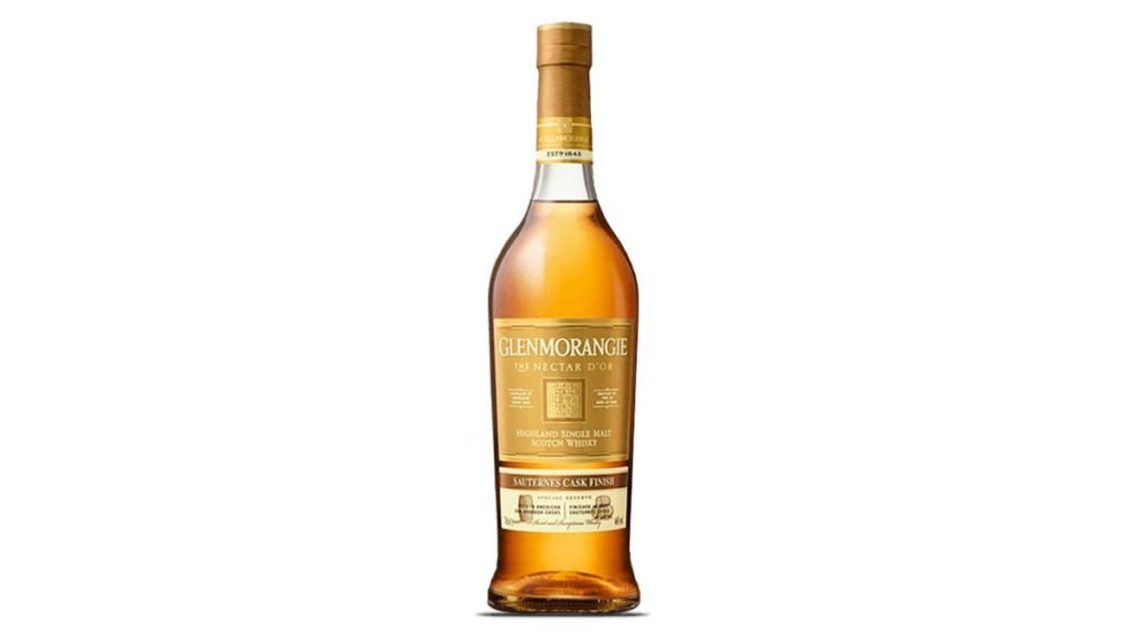 whisky Glenmorangie Nectar d'or highland single malt scotch whisky