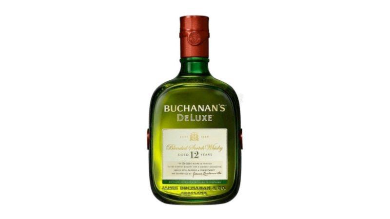 whisky buchanans deluxe 12 blended