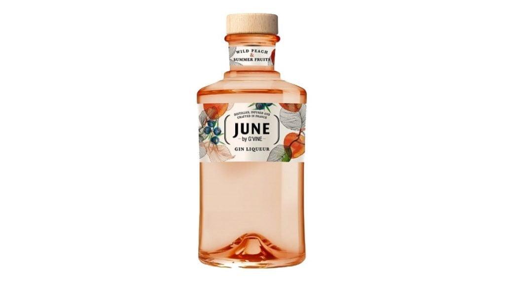 licor June de G'Vine
