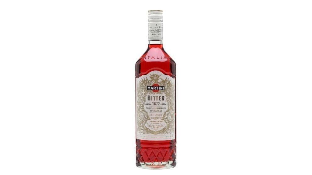 bitter martini riserva speciale 1872 botella