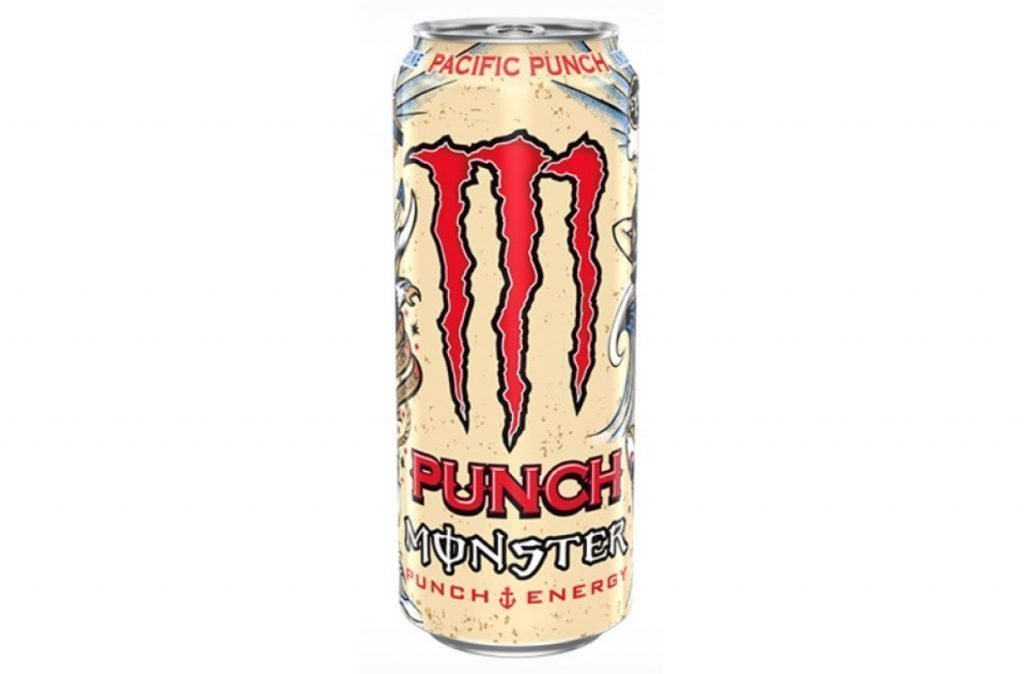 monster pacific punch energy