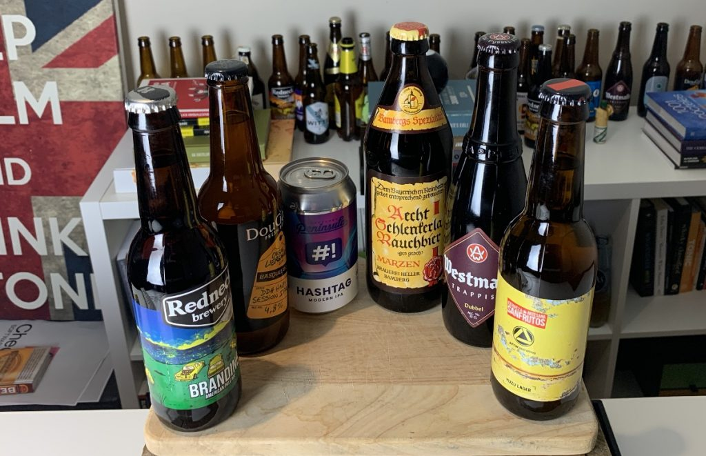 lote cervezas locatamos septiembre de 2020