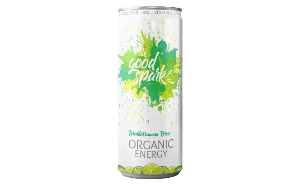 good spark organic energy drink